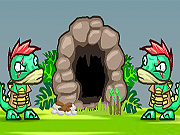 Play Dino Meat Adventure 2 game