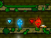 Play Fireboy And Watergirl: The Forest Temple game