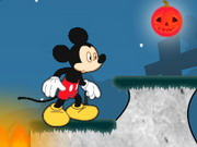 Play Mickey And Zombies game