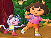 Dora And Boots Escape 3 Game