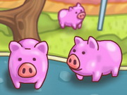Play 300 Miles To Pigland game