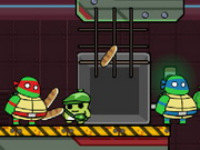 Play Ninja Turtles Hostage Rescue game