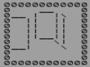 Play Gridrunner Ghoul ZX81 game