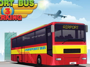 Play Airport Bus Parking 3 game