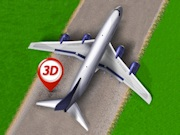 Play Aeroplane Parking 3D game