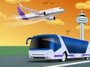 Play Airport Bus Parking game