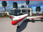 Airplane 3D Parking Simulator Game