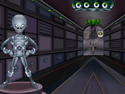 Play Escape From The Aliens game