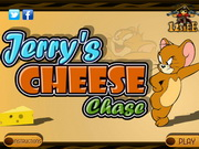 Play Jerry Cheese Chase game