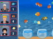 Play Zoe At Aquarium Shop game