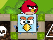 Play Angry Birds Find Your Partner game