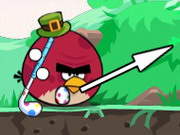 Play Angry Birds Golf Competition game