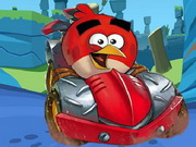Play Angry Birds Ride game