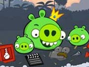 Play Angry Birds Destroy Bad Piggies game