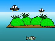 Play Hungry Fish game