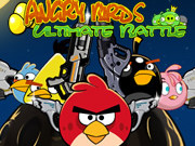 mängima Angry Birds Ultimate Battle mäng