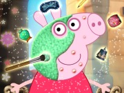 Play Peppa Pig Makeover game