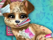 Play Puppy Rescue Vet game