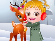 Play Baby Hazel Reindeer Surprise game