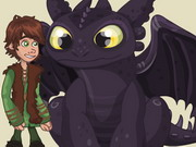 Play How To Train Your Dragon: Lunch Surprise game