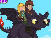 Play How To Train Your Dragon Swamp Accident game