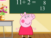 Peppa Pig Summer School Game
