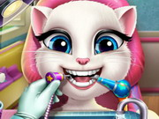Play Angela Real Dentist game