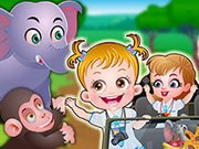 Play Baby Hazel Learn Animals game
