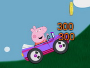 Peppa Pig Car Race Game