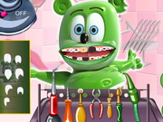 Gummy Bear Dentist Game