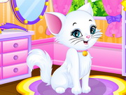 Kitty SPA Makeover Game