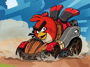 Angry Birds Race Puzzle Game