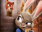 Play Zootopia Jigsaw Puzzle game