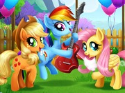 Play My Little Pony Farm Fest game