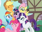 Play My Little Pony Bounce game
