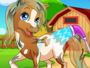 Play Horse Makeover Hair Salon 2 game