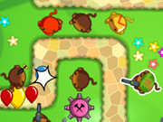 Play Bloons Tower Defense 5 game