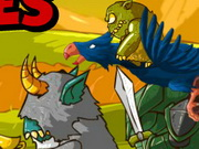Play Monster Mass Clashes game