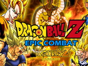 Dragon Ball Z Epic Combat Game