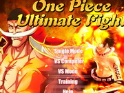 Play One Piece Ultimate Fight 1.7 game