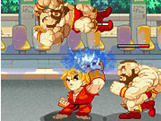 Play Street Fighter Brothers game