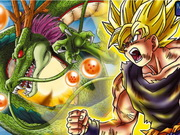 Spelen Dragon Ball Fighting 2.7 spel
