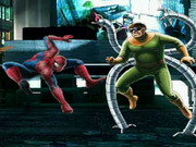 Spelen Spiderman Fighter spel