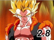 hrát Dragon Ball Fierce Fighting v2.8 hra