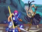 Play Fairy Tail Fighting game