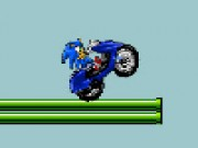 Sonic Enduro Race Game