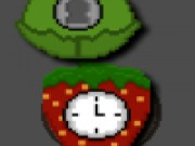 Play Strawberry Dodge Pixel game