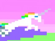 Play Retro Unicorn Attack game