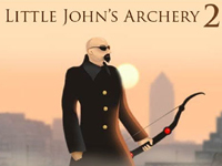 Play Little John's Archery 2 game