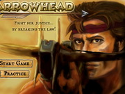 Play Robin Hood: Arrowhead game